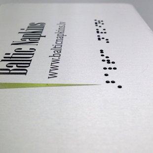 Braila raksta druka