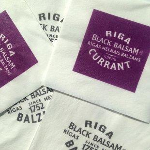 Personalizētas apdrukātas salvetes